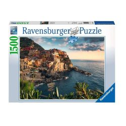 toptopdeal Ravensburger Puzzle 16227 Cinque Terre Viewpoint Jigsaw Puzzle- 1500 Pieces