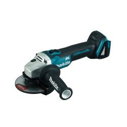 toptopdeal-Makita DGA504RTJ cordless angle grinder 18 V 5 0 Ah in Makpac, with 2 batteries and charger DGA504Y1J