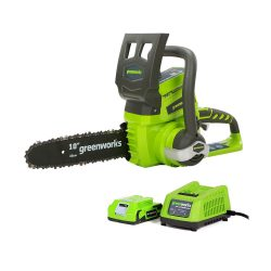 toptopdeal nworks Tools 24 V Chainsaw
