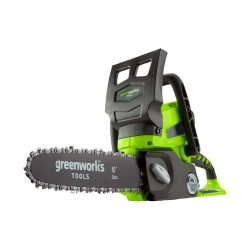 toptopdeal Greenworks 24 V Cordless Chainsaw